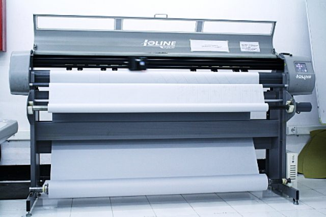 Pattern Printer (Fly Pan)